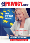 Privacy News - il primo magazine sulla data protection